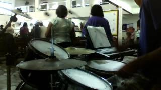 Drum Cover - Parabéns pra Você - Banda Obra Nova
