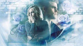 Stefan & Caroline - Hold On