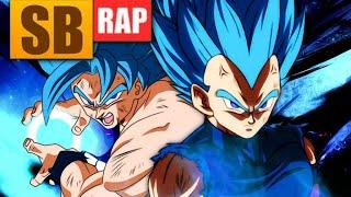 Rap do Goku e Vegeta Feat. Tauz | Sem Limites 02 | Spider Beats