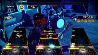 Rock 'n' Roll Nightmare by Spinal Tap - Full Band FC #1315