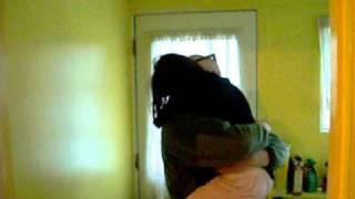 Sam surprises Mikaela