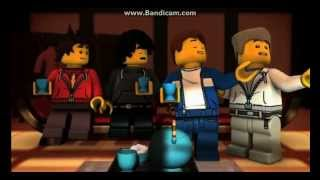 Shut up and Dance [Ninjago Music Video]