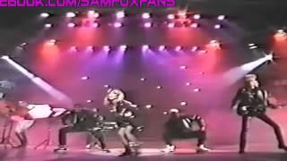 Samantha Fox - Naughty Girls Need Love Too Live 1988 width=