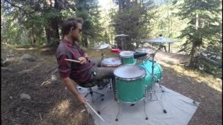 Alt-j - Every other Freckle (Drum Cover by Nick Slaton)