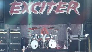 EXCITER Iron Dogs (2/2) [Live 2016 Fall of Summer]