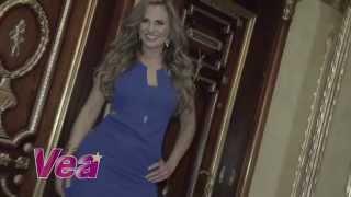 Revista VEA - Detrás de cámaras Ed. 77 clip 1 - Aura Cristina Geithner.