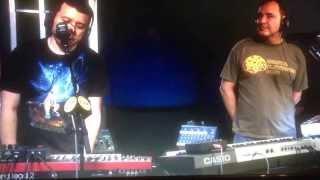 The Crystal Method live @ KCRW