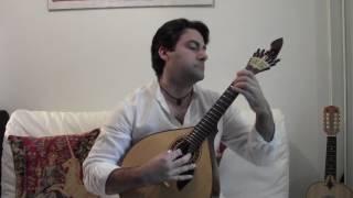Guitarra Portuguesa - La Serenissima (Loreena Mckennitt)