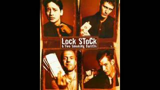 Bo Lock, Stock And Two Smoking Barrels- The Castaways-Liar,Liar