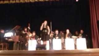 """Sway"" Cover by Gia Pappas and The Big Band"
