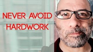 QVlog E024 - Never Avoid Hardwork - #Vlog