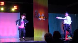 She Bop Wicked Wicked, Japan, L.A. Salsa Fest 2015 Official Video