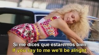 Anton Powers & Pixie Lott - Baby [Lyrics English - Español Subtitulado]