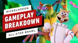 Nickelodeon All-Star Brawl gets new gameplay