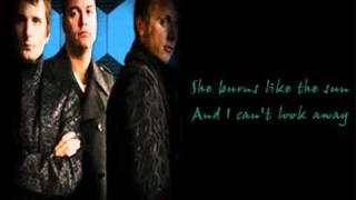 Muse - Sunburn with lyrics
