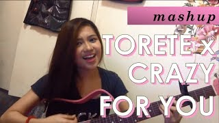 Crazy For You by Madonna & Torete by Moonstar