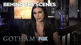 Morena Baccarin Teases Her Dramatic Turn In Gotham | Season 3 | GOTHAM