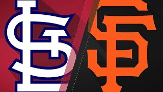 McCutchen, Rodriguez lift Giants to a 3-2 win: 7/6/18