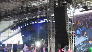 """Rudimental Coachella 2014 Fugees Cover """"Ready or Not"""""""