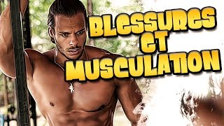 MUSCULATION & BLESSURES by Bodytime