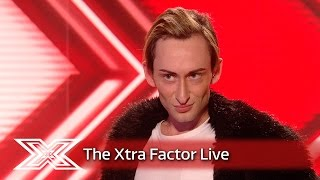 George Windsor gets his Bowie on | The Xtra Factor Live 2016