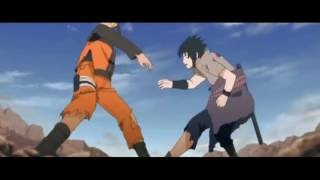 AMV-Naruto vs Sasuke (Nightcore-Courtesy Call)