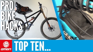 Top 10 Pro Mountain Bike Hacks