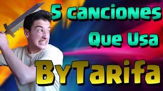 5 Canciones Que Usa bytarifa ʕ(◐.◐)ʔ