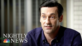 Mad Men Final Season: Behind The Scenes Preview | NBC Nightly News