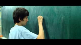 X+Y Scene Clip - Nathan solves math problem width=