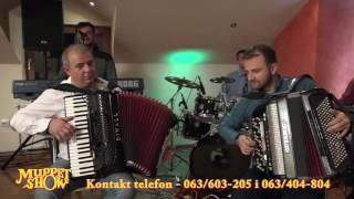 Mapetovci Kraljevo i Dejan Djekic - Ja hocu sad - Uzivo