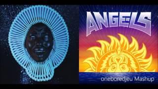 Terrified Angels - Childish Gambino vs. Chance The Rapper feat. Saba (Mashup)