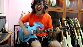 แป๊ะ Syndrome - Somewhere I Belong Linkin Park Guitar Cover
