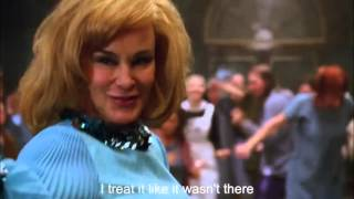 AHS: Asylum: 2x10 The name game with Lyrics ft. Jessica Lange [HD Full version]