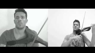 Justin Bieber - Love yourself ( Violin Cover ) Raphael Batista / Robert Mendoza.