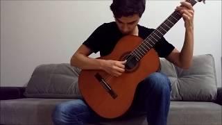 (Metallica) Nothing Else Matters - Klasik Gitar - Mehmet Bahadır Ünal