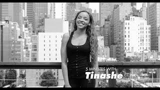 Tinashe talks male skirts, Charlie Sheen & Terry Richardson - SLAMXHYPE