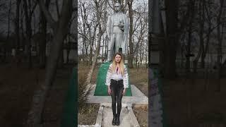 """""""Заповіт"""" Т.Г. Шевченка польською мовою. Читає Яна Федорова"""