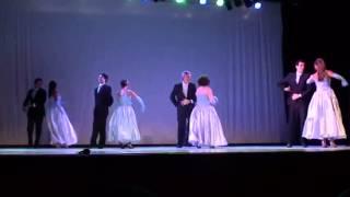 Sonho de Dançar - Valsa em Grupo