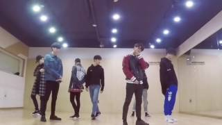 GOT7-      »NEVER EVER«             [Dance Practice Mirror]