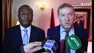 Le Maroc et la république du Congo veulent renforcer leur coopération dans le transport