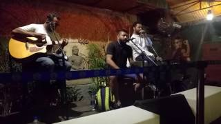Hit Me Baby & Backstreet's Back (Mashup) live at Heart Cup Coffee, Jubilee Hills