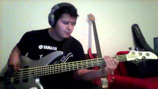 BASS Cover - Soy quien Soy Alex Campos