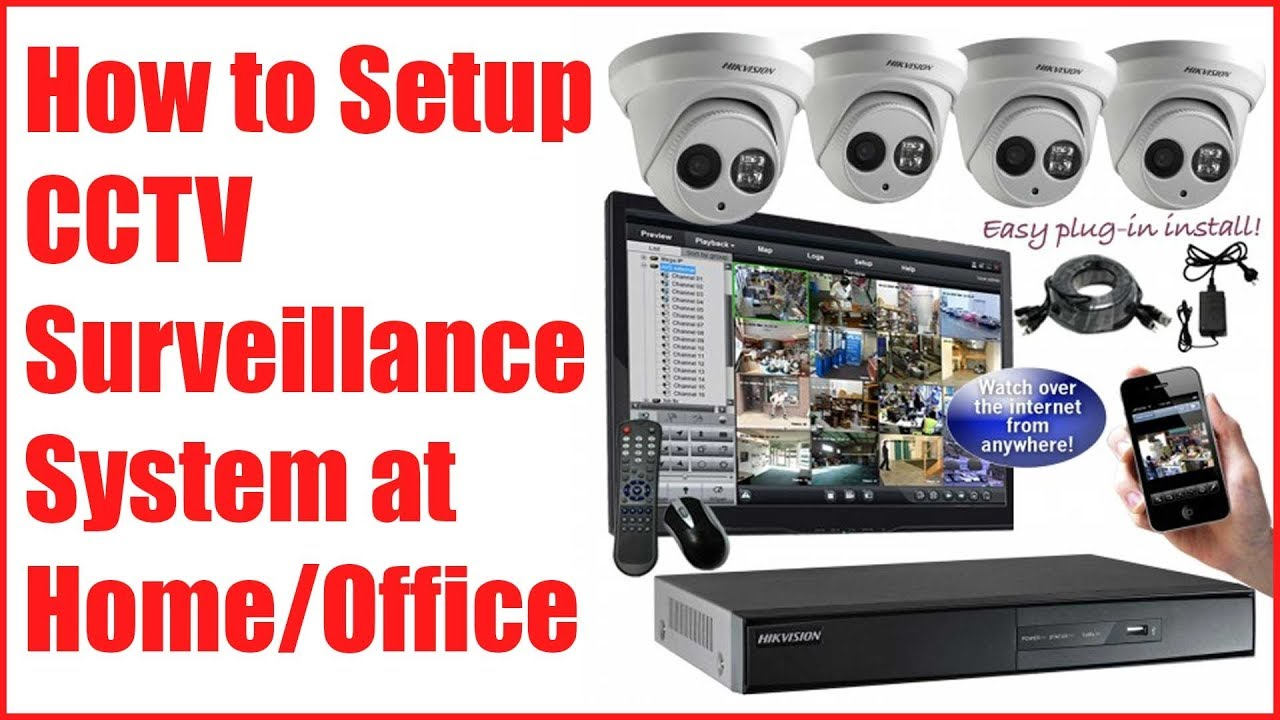 Video Security Camera Installation Houston TX 77279