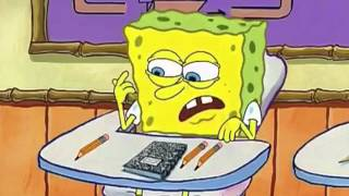 SpongeBob SquarePants ep 4: Pencil Discussion