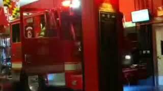 New Market Vol Fire Company Responding