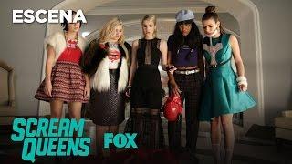 Scream Queens Escena: La explosión | Temp 1. Ep. 12 | Sub. Español