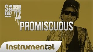 "Wiz Khalifa Style Smooth Hip Hop Instrumental Rap Beat ""Promiscuous"" - SaruBeatz"
