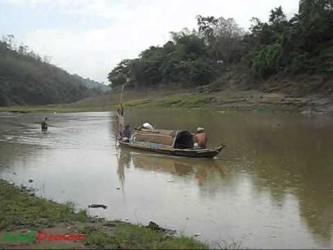 Shangu River at Dry Season