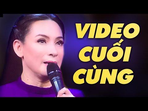 Video sân khấu cuối cùng của Phi Nhung Vĩnh biệt ca sĩ Phi Nhung